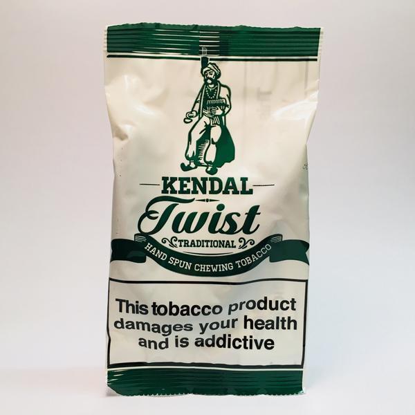 Kendal Brown Bogie Twist Tobacco 25gm